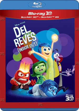 del reves (inside out) (blu-ray 3d)-8717418460310