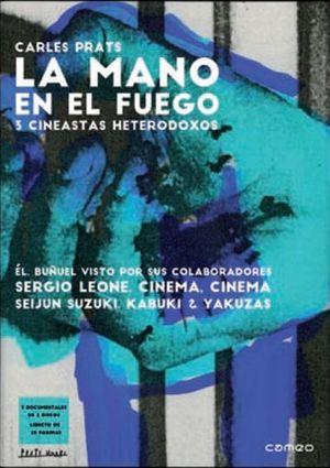 pack la mano en el fuego. (buñuel, leone y suzuki) (dvd)-8436540908698