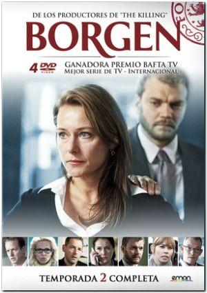 borgen: temporada 2 completa (dvd)-8435153752001
