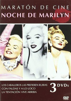 noche de marilyn (dvd)-8420266946409