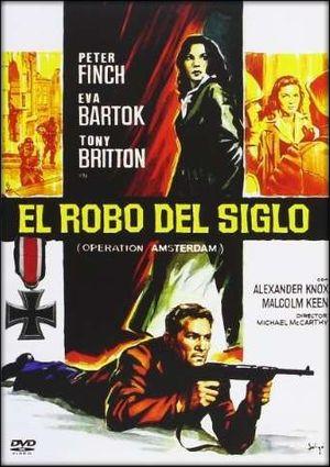el robo del siglo (dvd)-8436022301979