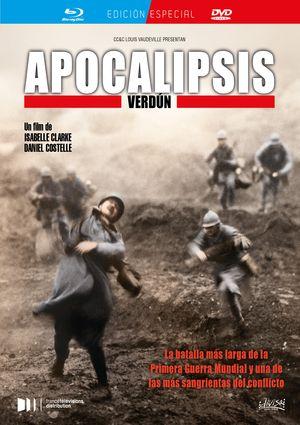 apocalipsis: verdun (blu-ray+dvd)-8421394406827