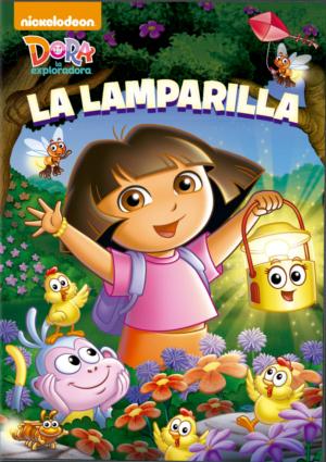 dora la exploradora: la lamparilla (dvd)-8414533094573