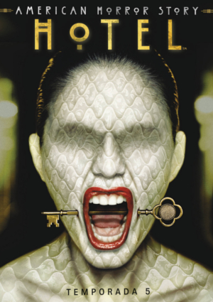 american horror story: temporada 5 - hotel (dvd)-8420266002402