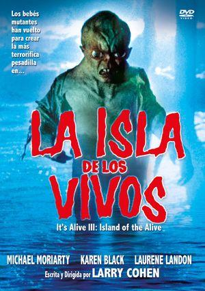 la isla de los vivos (dvd)-8435479600260