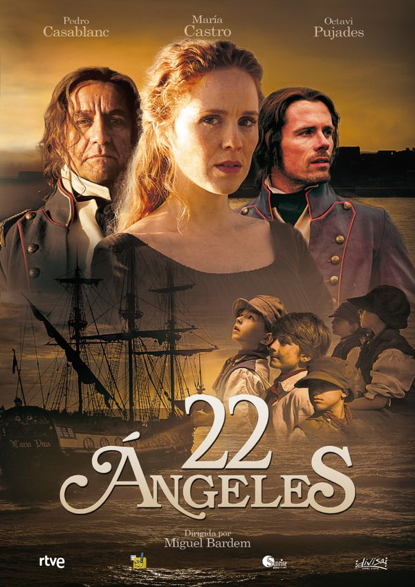 22 angeles (dvd)-8421394549166