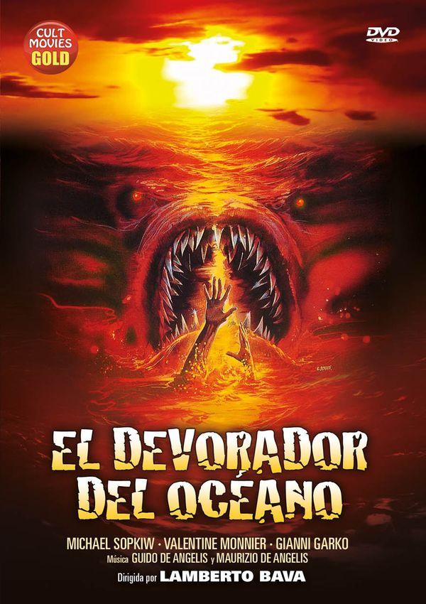 el devorador del oceano (dvd)-8436569300046
