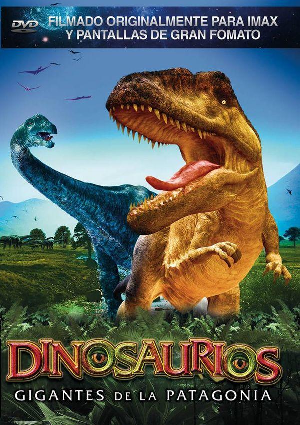 dinosaurios: gigantes de la patagonia - dvd --8436569300572