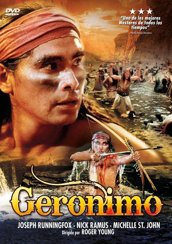 geronimo - dvd --8436569300961