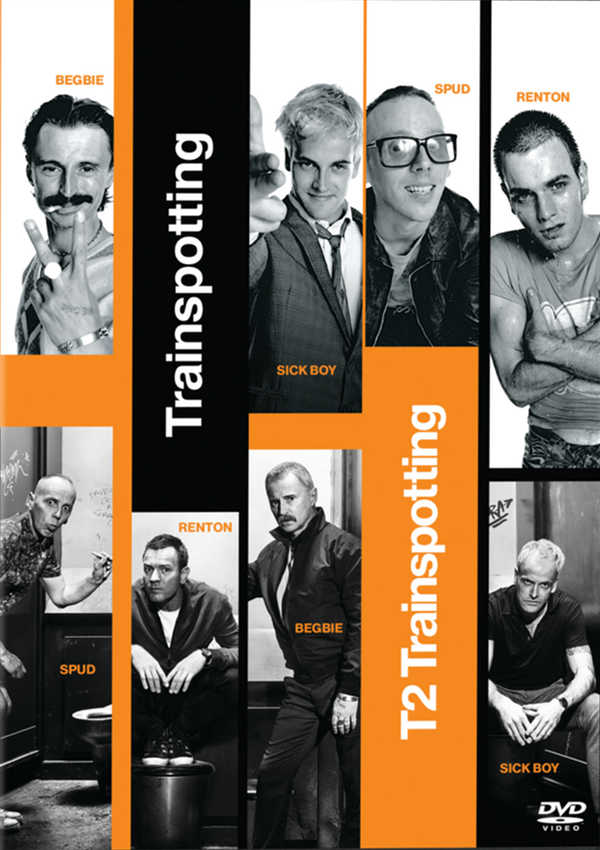 trainspotting - dvd - 1 + 2-8414533106429