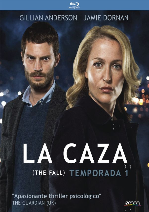 la caza (the fall) - blu ray - temporada 1-8435153753527