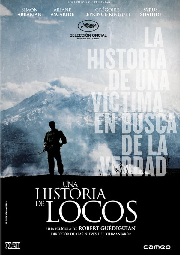 una historia de locos - dvd --8436564162649