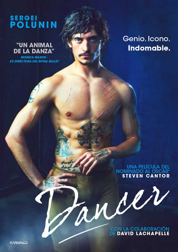dancer - dvd --8437010739255