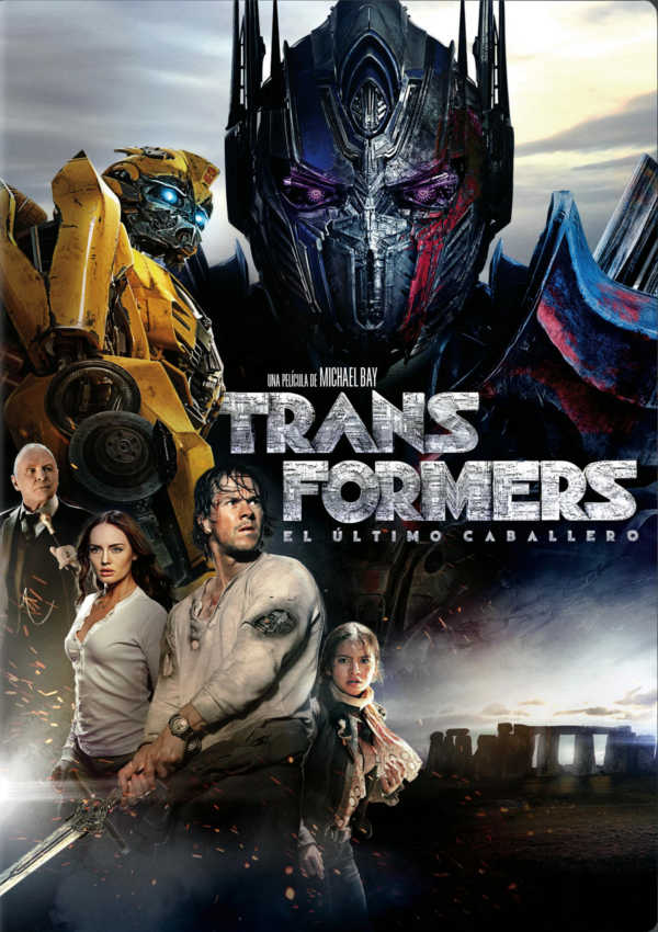 transformers 5 - dvd --8414533108997