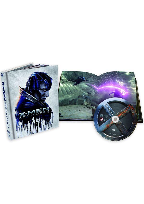 x-men apocalipsis - dvd - digibook-8420266009739