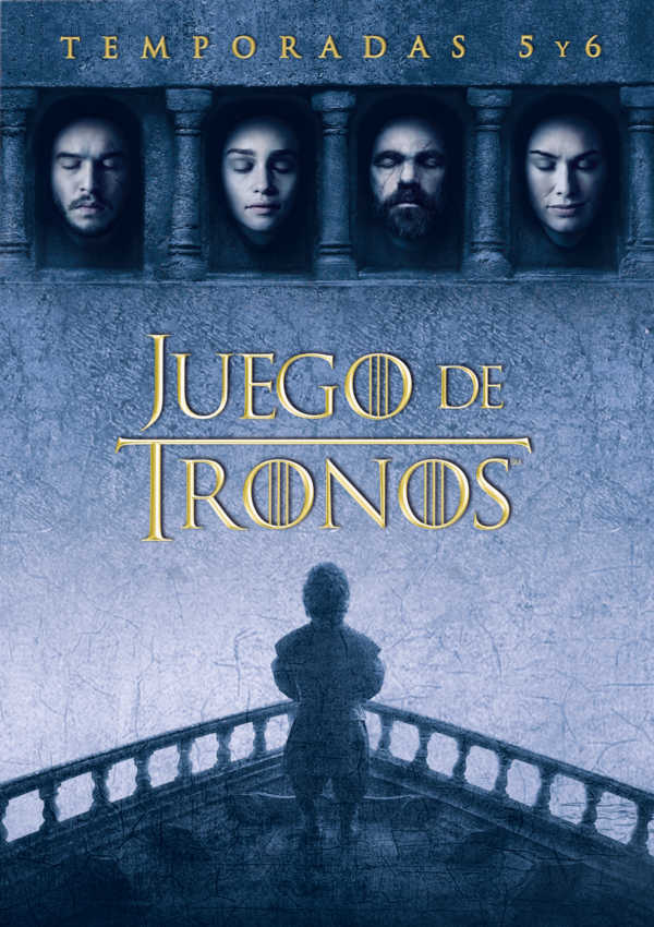 pack juego de tronos - dvd - temporada 5-6-8420266012272