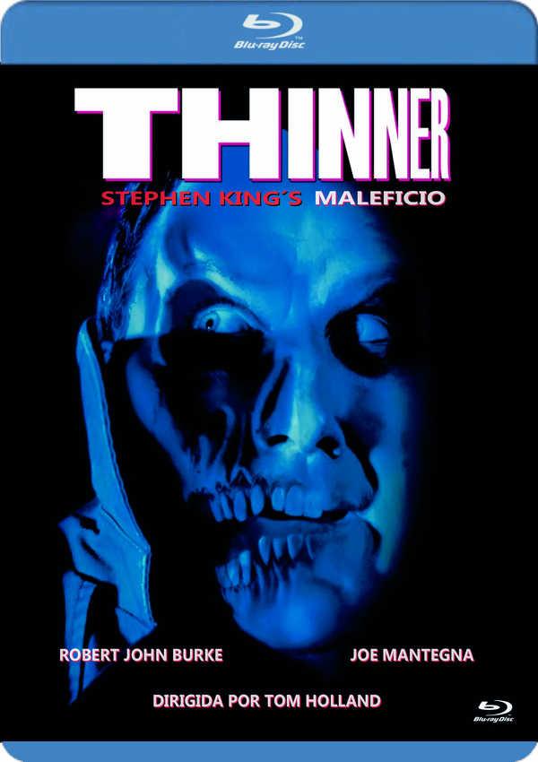 thinner - maleficio - blu ray --8436558196131