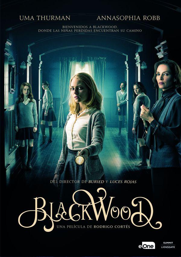 blackwood - dvd --8435175974153