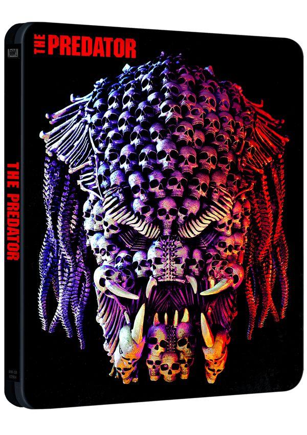 predator - blu ray - ed.steelbook-8420266021724