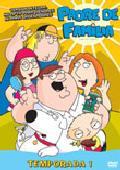 padre de familia: temporada 1-8420266931184
