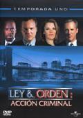 PACK LEY & ORDEN: ACCION CRIMINAL - TEMPORADA UNO
