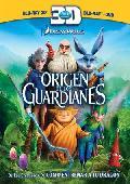 el origen de los guardianes (blu-ray 3d+2d+dvd)-8432975544678