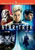 STAR TREK (TRILOGIA) (DVD)