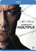 MÚLTIPLE - BLU RAY -