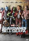 guardianes de la galaxia vol.2 - dvd --8717418502911