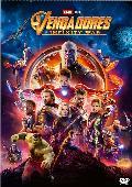 vengadores infinity war   dvd   8717418528027
